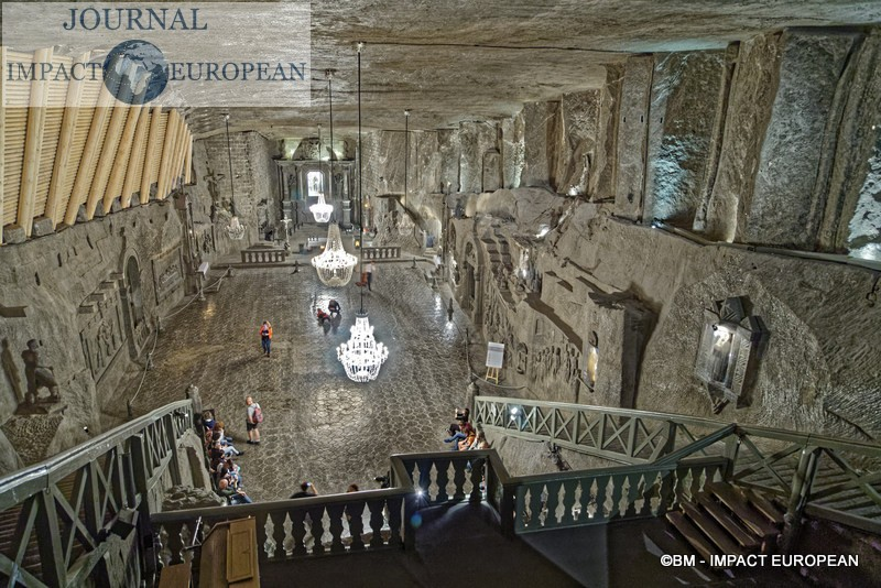 23-mines de sel de Wieliczka 24
