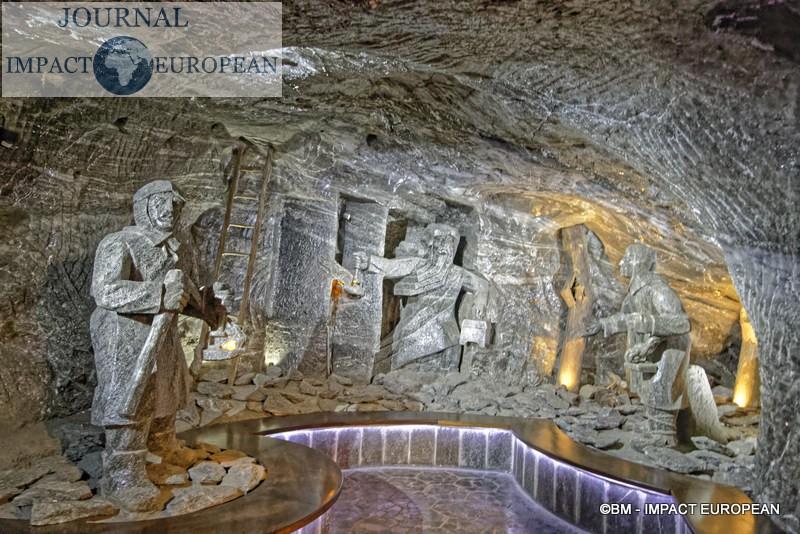 35-mines de sel de Wieliczka 36
