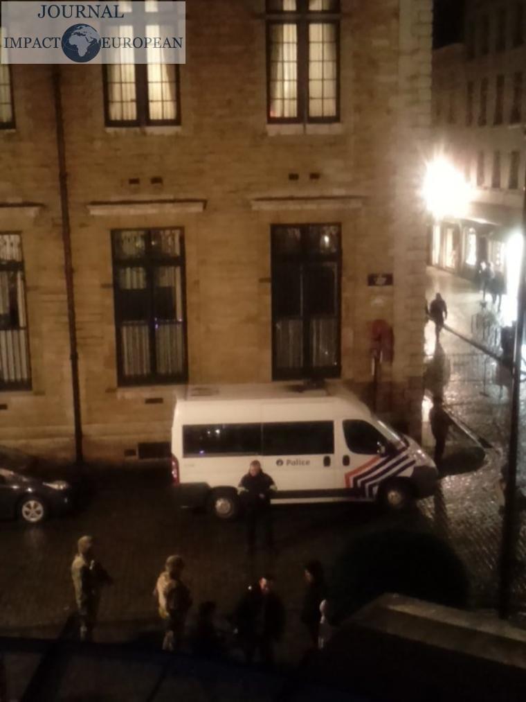 belgique police 23 nov 15