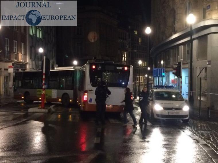 bruxelles police 23nov15