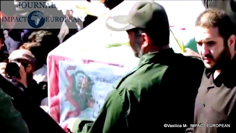 funérailles du général iranien Qassem Soleimani 5