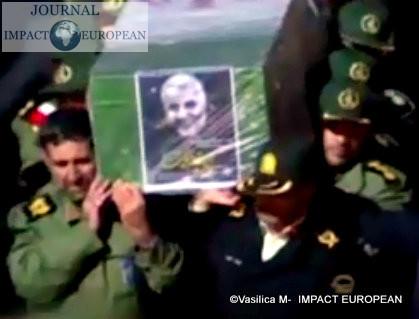 funérailles du général iranien Qassem Soleimani