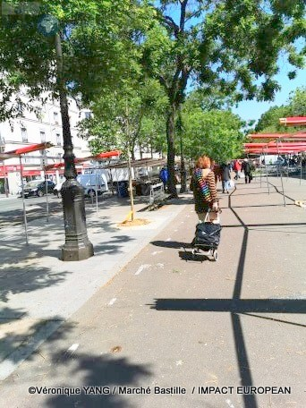 Marché Bastille 01