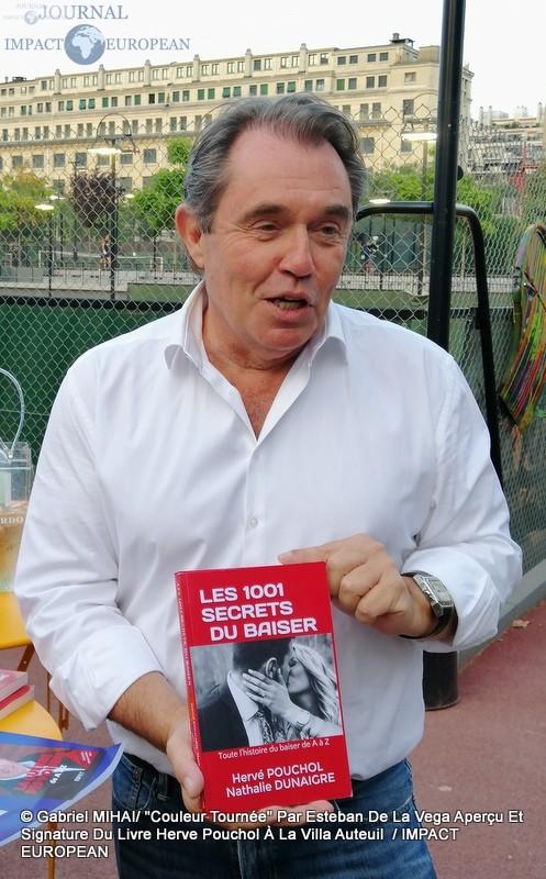 Hervé POUCHOL -Les 1001 secrets du baiser