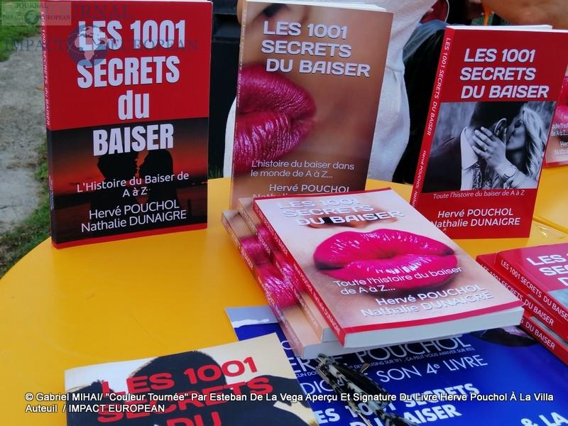 Hervé POUCHOL - Les 1001 secrets du baiser