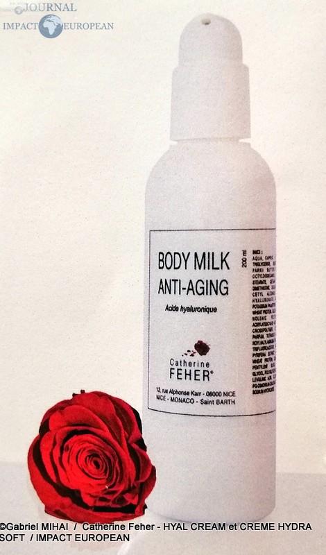 BODY MILK ANTI-AGING