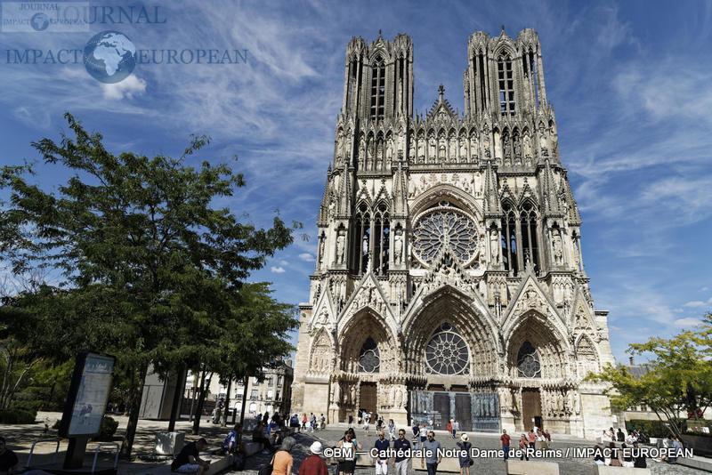 Cathédrale Notre-Dame de Reims 02