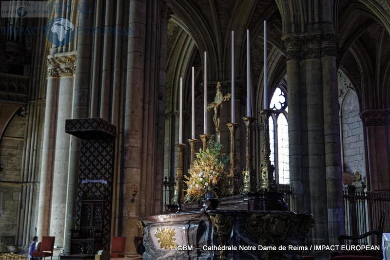 Cathédrale Notre-Dame de Reims 11