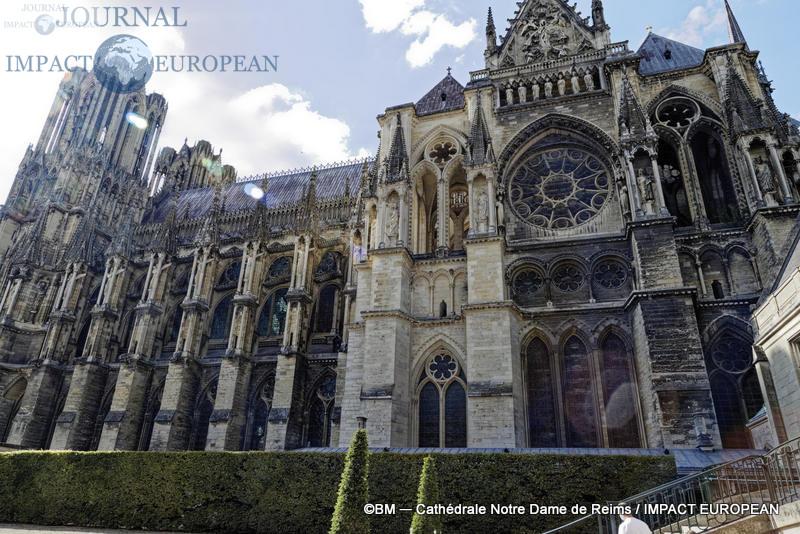 Cathédrale Notre-Dame de Reims 17