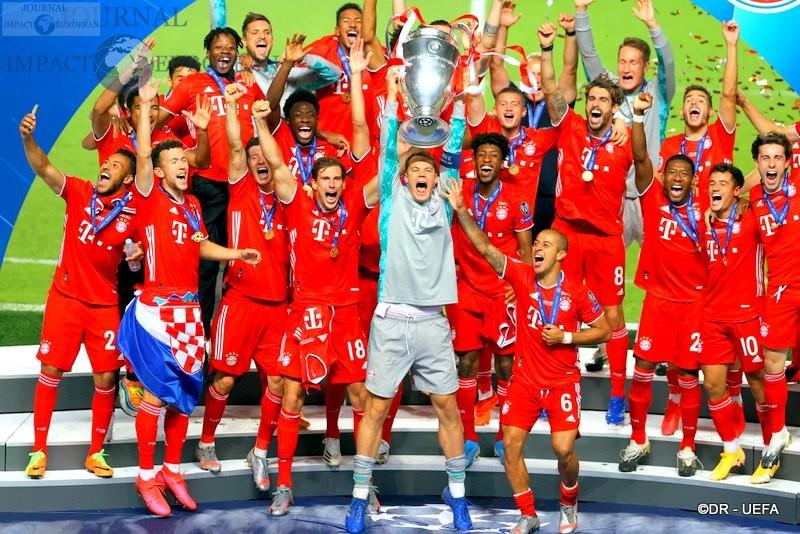 Six-time winners FC Bayern München!