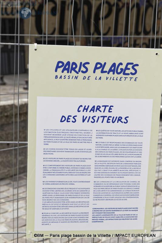 paris plage bassin de la villette 13