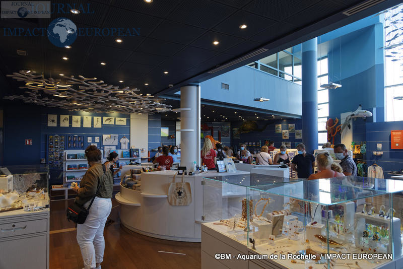 aquarium la rochelle 73