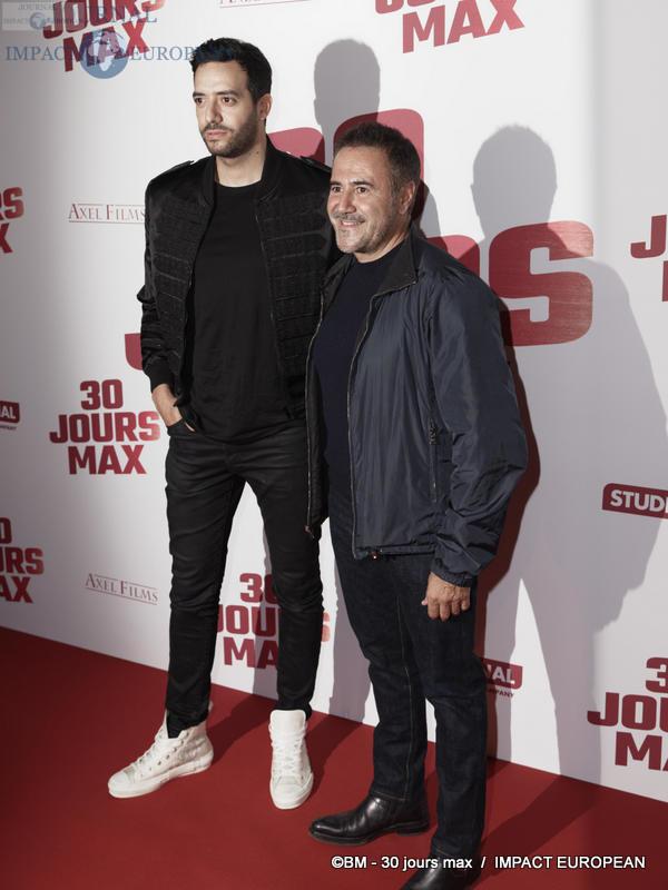 Tarek Boudali et José Garcia