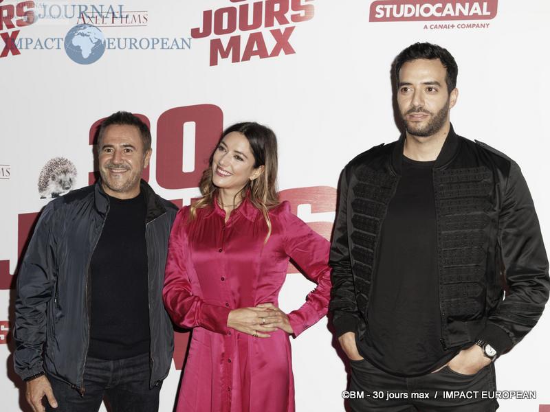 José Garcia, Vanessa Guide et Tarek Boudali