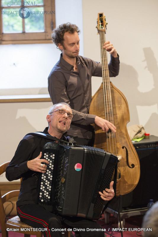Divino Dromensa - Vassili Tcheretsky et Camille WOLFROM