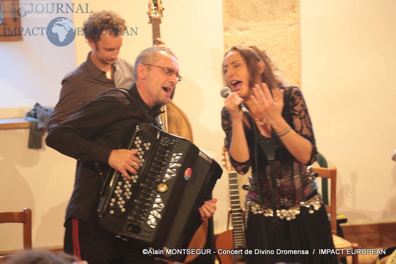 Divino Dromensa - Vassili Tcheretsky et Camille WOLFROM, Estelle Panné