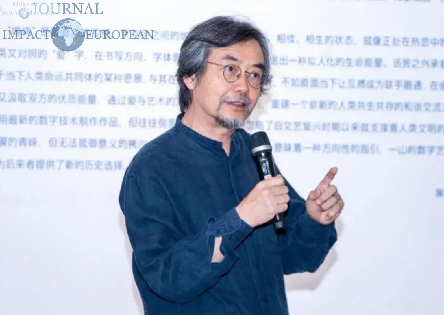 Sui Jianguo, célèbre sculpteur et professeur à l'Académie centrale des beaux-arts