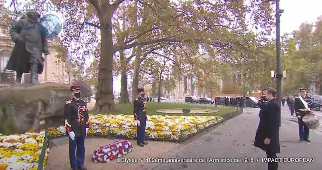 102ème anniversaire de l'Armistice de 1918 0.