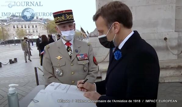 102ème anniversaire de l'Armistice de 1918 11