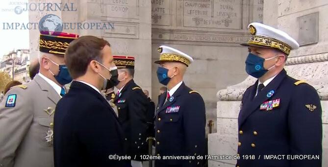 102ème anniversaire de l'Armistice de 1918 13