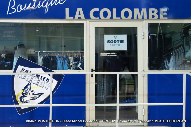 Boutique - la Colombe