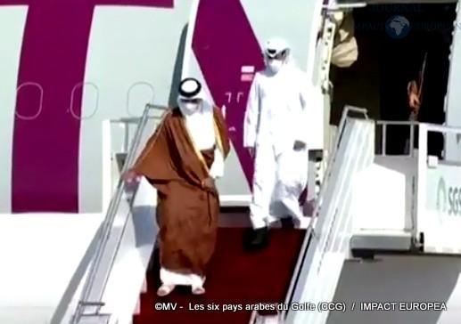 Les six pays arabes du Golfe (CCG)03