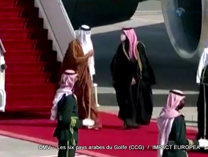 Les six pays arabes du Golfe (CCG)04