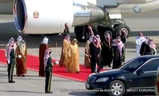 Les six pays arabes du Golfe (CCG)10