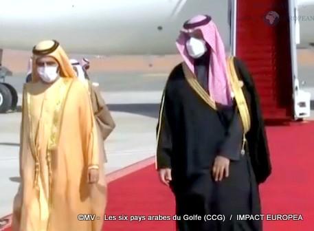 Les six pays arabes du Golfe (CCG)11