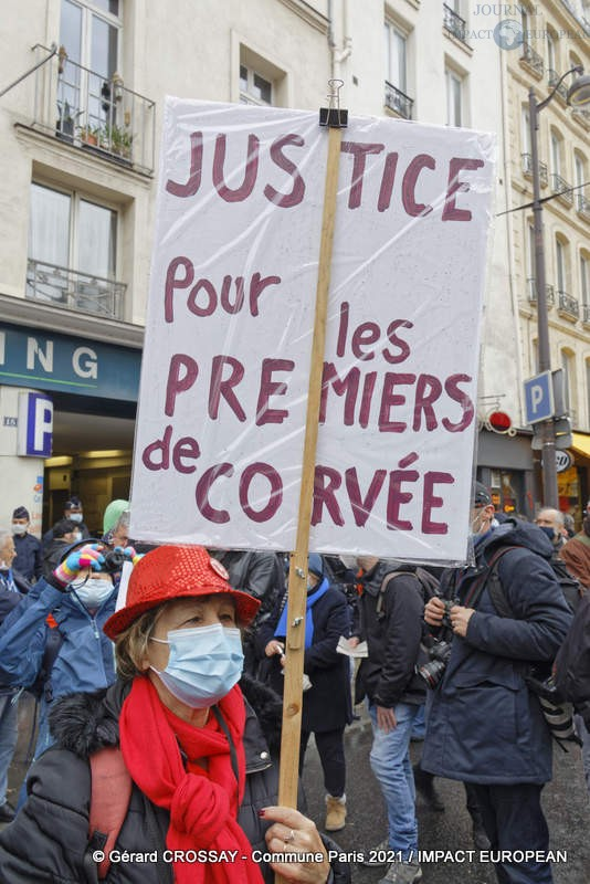 Commune Paris 2021 22