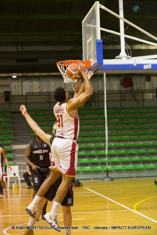 Basket-ball : TBC - Vanves