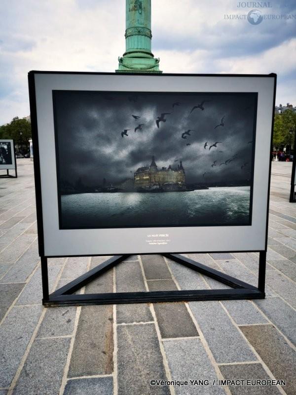 Bastille « Le cri du silence » d'Antoine Agoudjian 13