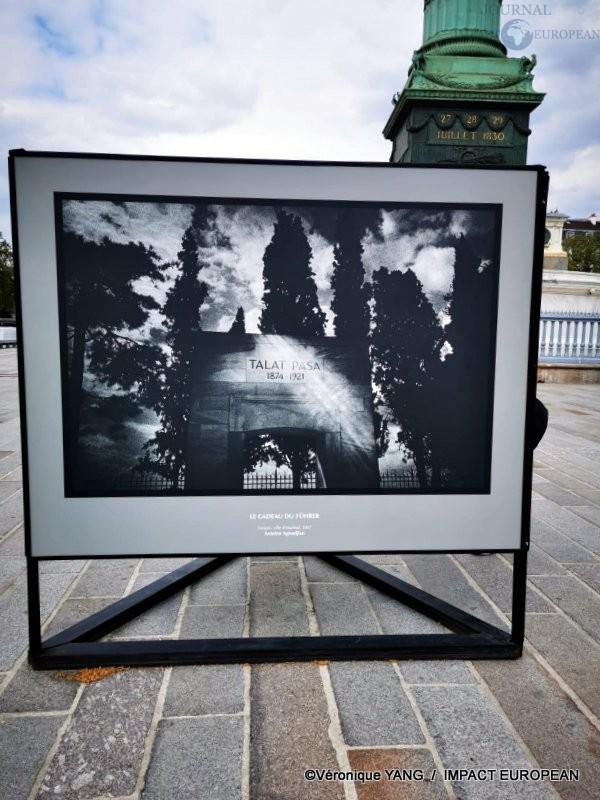 Bastille « Le cri du silence » d'Antoine Agoudjian 4