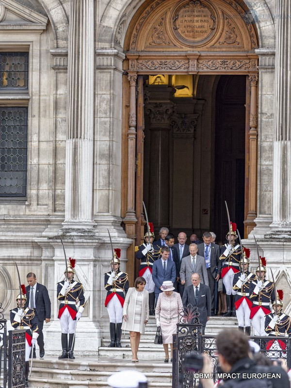Queen Elizabeth II et Prince Philip
