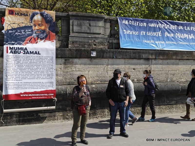 rassemblement Mumia 12