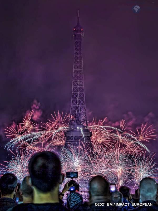 feux d'artifice 2021 11