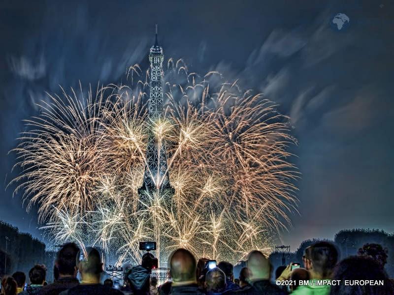 feux d'artifice 2021 12