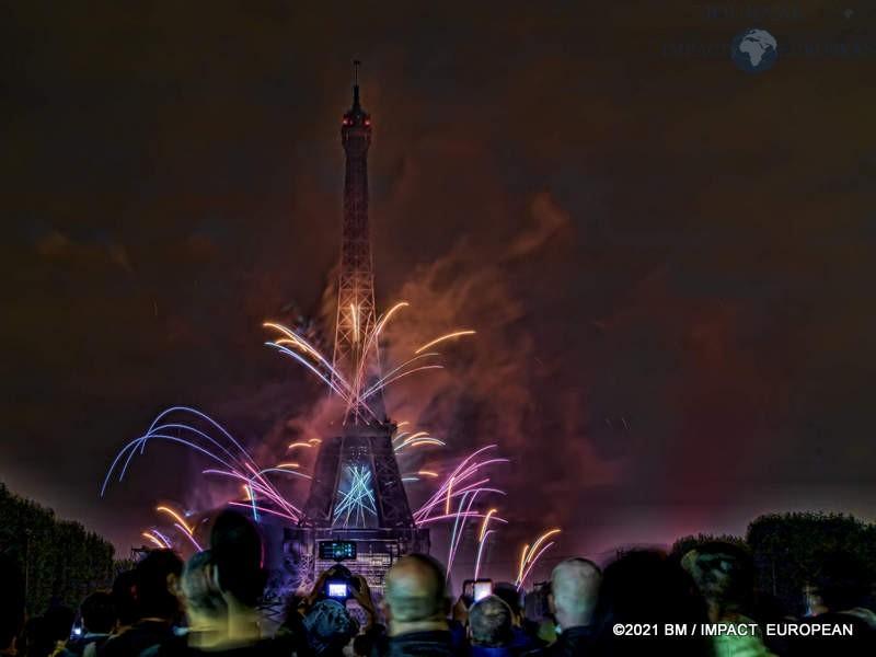 feux d'artifice 2021 30