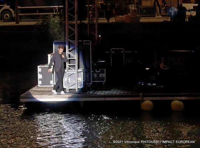 Marc Lavoine Les Estivales d' Agde 202109
