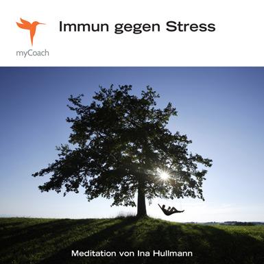 myCoach 6 - Immun gegen Stress Cover