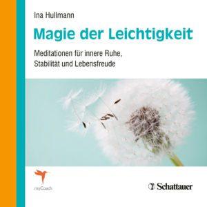 Ina Hullmann CD Cover Magie der Leichtigkleit 2020 Bild
