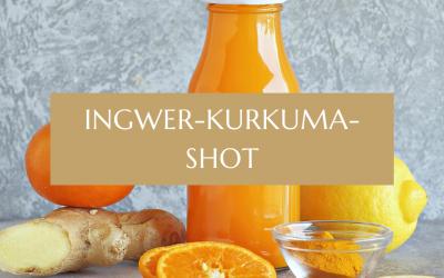 Ingwer-Kurkuma-Shot