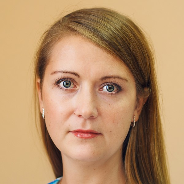 InComm project member Evgeniya Sherina