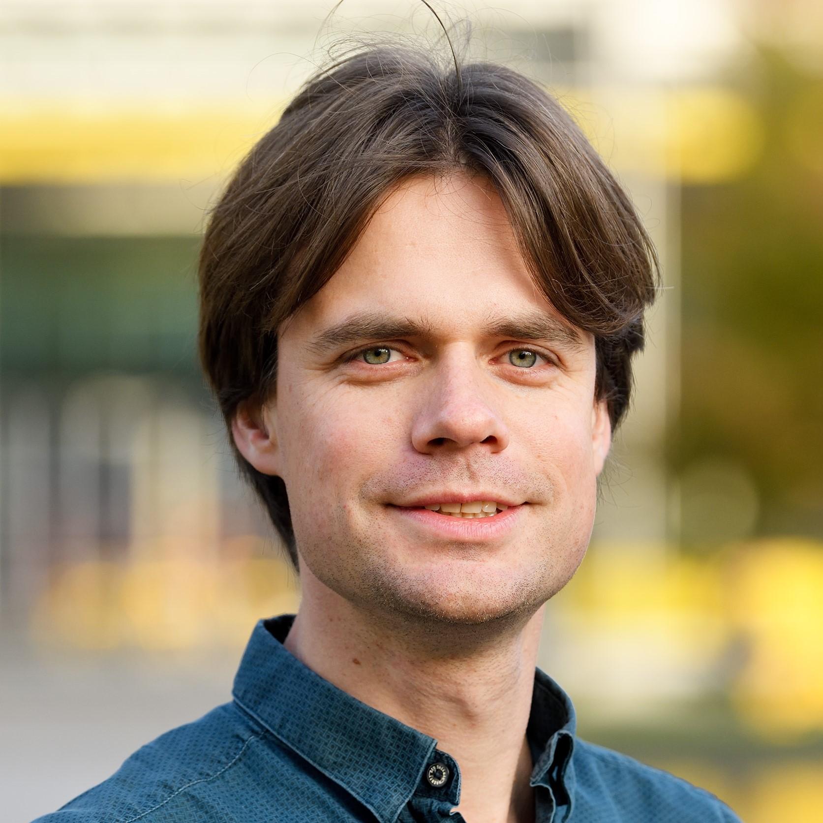 InComm project member Erik de Jong