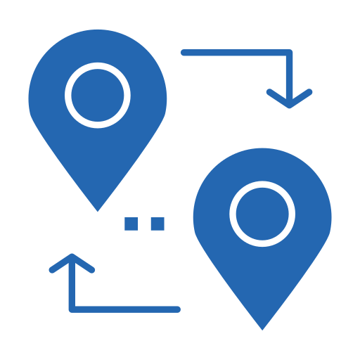 clipart of a map pin