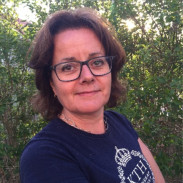 InComm project member Lotta Rosenfeldt