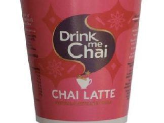 CHAI LATTE 12OZ RECYCLABLE DRINKS