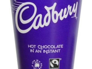 CADBURY'S HOT CHOCOLATE 12OZ RECYCLABLE DRINKS