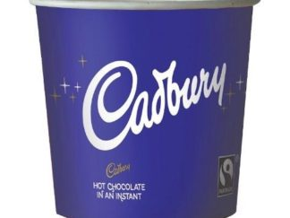 CADBURY'S HOT CHOCOLATE INCUP
