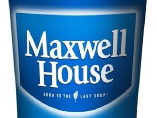 MAXWELL HOUSE COFFEE INCUP